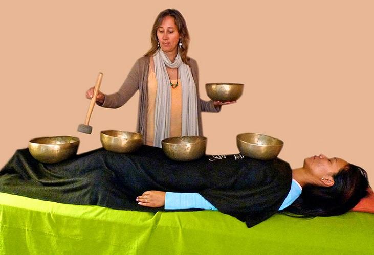Поющие чаши непал