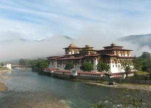 Bhutan Punakha Dzong
