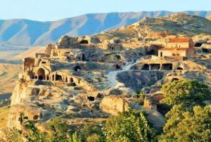 Пещерный город Уплисцихе и храм Атени-Сиони