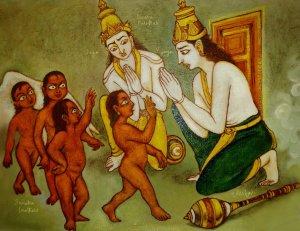 Jaya and Vijaya