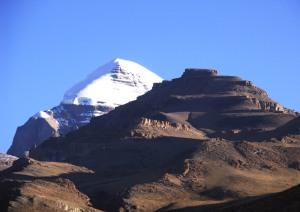 Kailash stupa