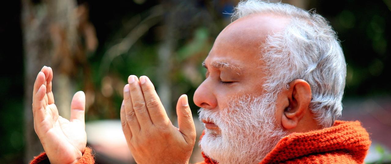 Announce Swamiji