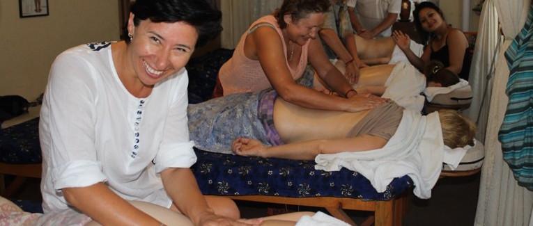 Massage Ku-nie announce